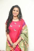 Manasa in Pink Salwar At Fashion Designer Son of Ladies Tailor Press Meet Pics ~  Exclusive 57.JPG