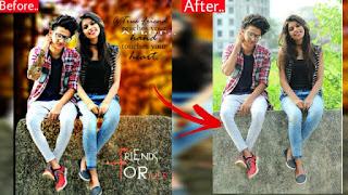 Happy Friendship Day| Picsart Heavy CB editing |Real CB editing Picsart
