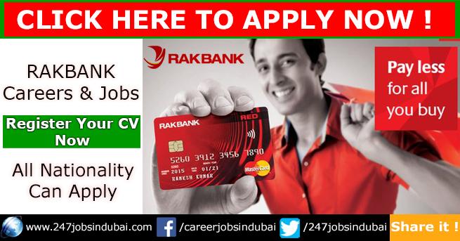Recruitment and Careers at RAK BANK Jobs