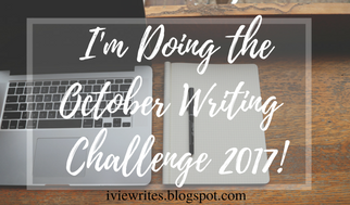 The October Writing Challenge!