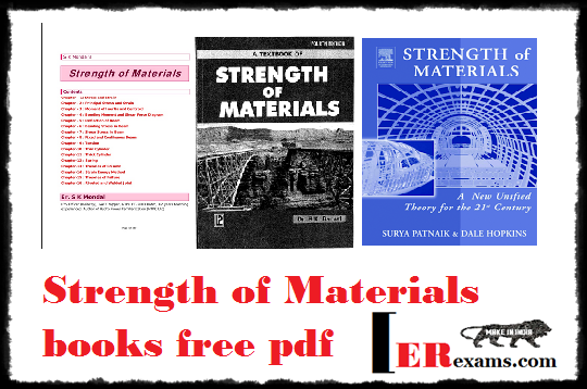 Strength Of Materials By Bc Punmia Pdf