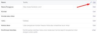 Tutorial Membuat Akun Facebook Tanpa Nama / Blank Name 4