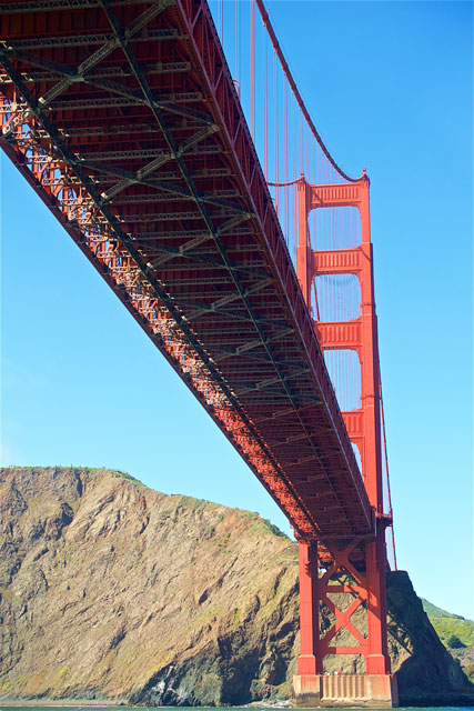 Golden Gate Bridge - San Francisco, CA