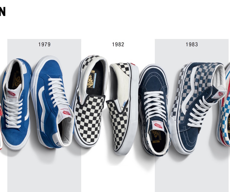 "bea3d59a35616d The Era Pro  76 combines next generation function with the classic style of  the first-ever Vans ""Off the Wall"" shoe."