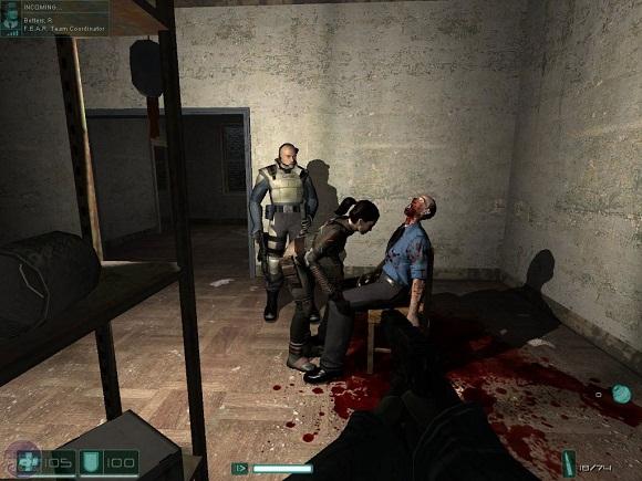 F.E.A.R. PC Game Screenshot 04