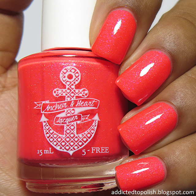 anchor and heat lacquer vacation land