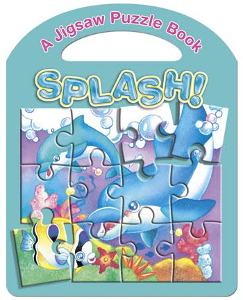 Splash! a Jigsaw puzzle book