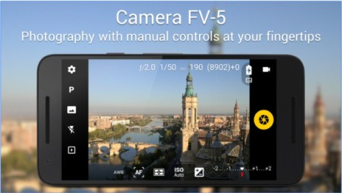 Free Download Camera FV-5 Pro v3.2 Full Apk