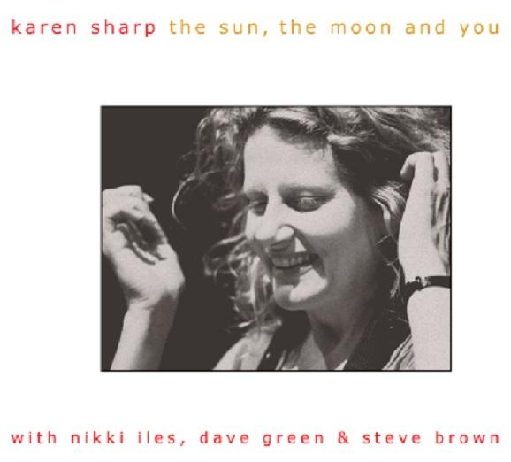 9becab2abd9d7 CD REVIEW  Karen Sharp – The Sun
