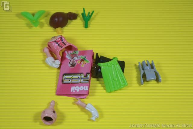 Playmobil Fashion Girl  Et