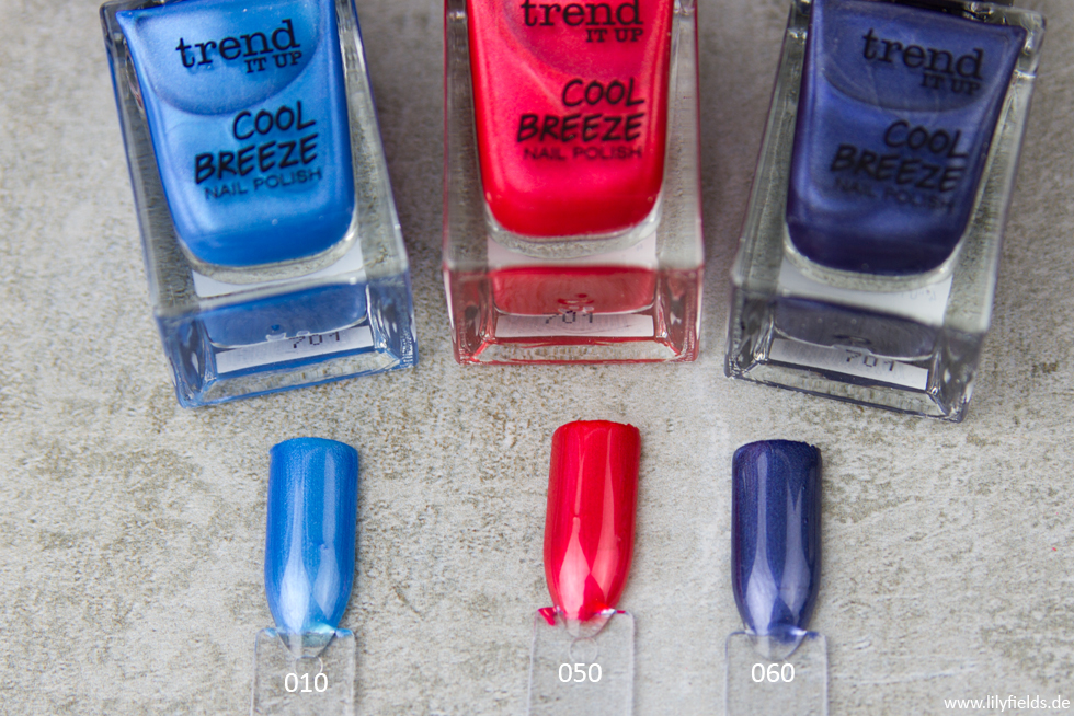 trend it up - Cool Breeze - Nagellack