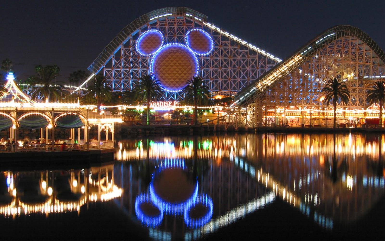 World Visits: Disneyland California - Hotels Resorts