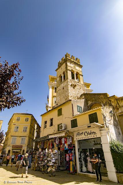 Anountsiata - Corfu por El Guisante Verde Project