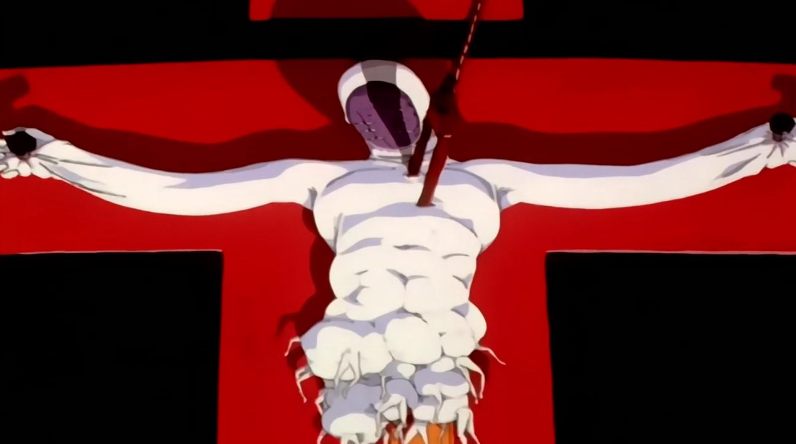 Neon Genesis Evangelion Dublado – Episódio 15