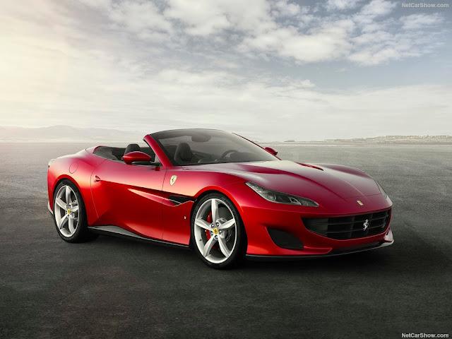 harga Ferrari Portofino