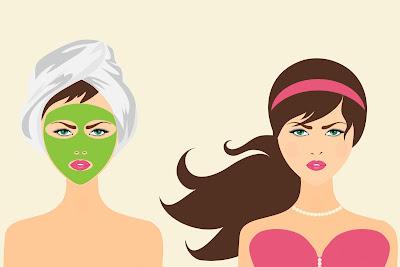 Masker Wajah Buatan Sendiri Untuk Kulit Sehatmu