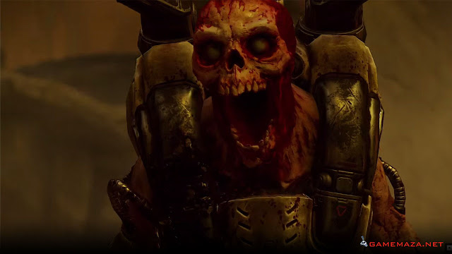 Doom 2016 Gameplay Screenshot 2