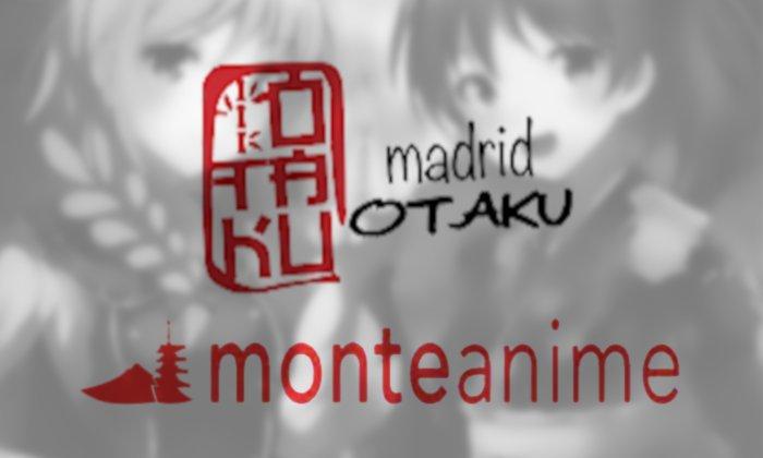 Rueda de prensa de Monte Anime en Madrid Otaku 2018