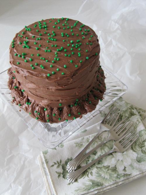 Nigella Lawson Stout Cake