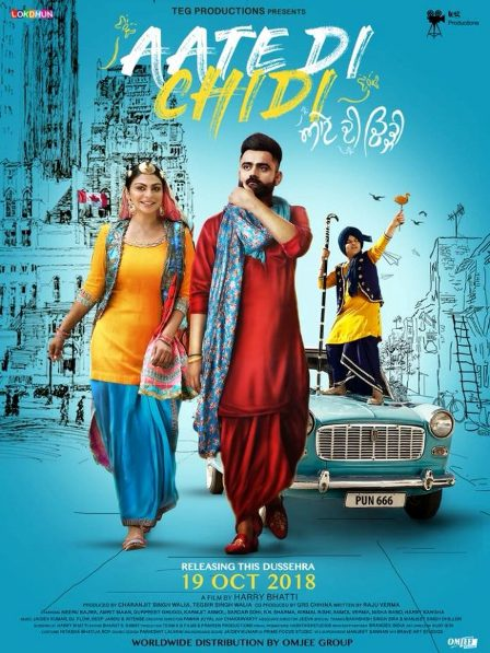 Nikka Zaildar 3 next upcoming punjabi movie first look, Poster of download first look Ammy Virk Poster, release date