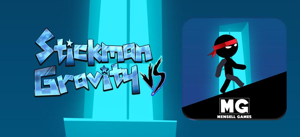 Stickman vs Gravity - Buildbox project + Android studio+Admob - 2