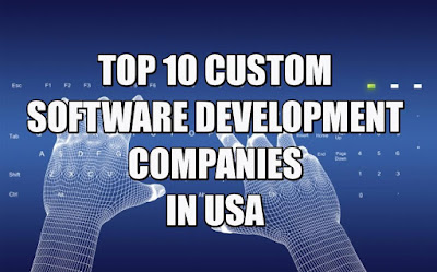 Top 10 Custom Software Development Companies In USA
