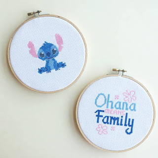 cute stitch crafts