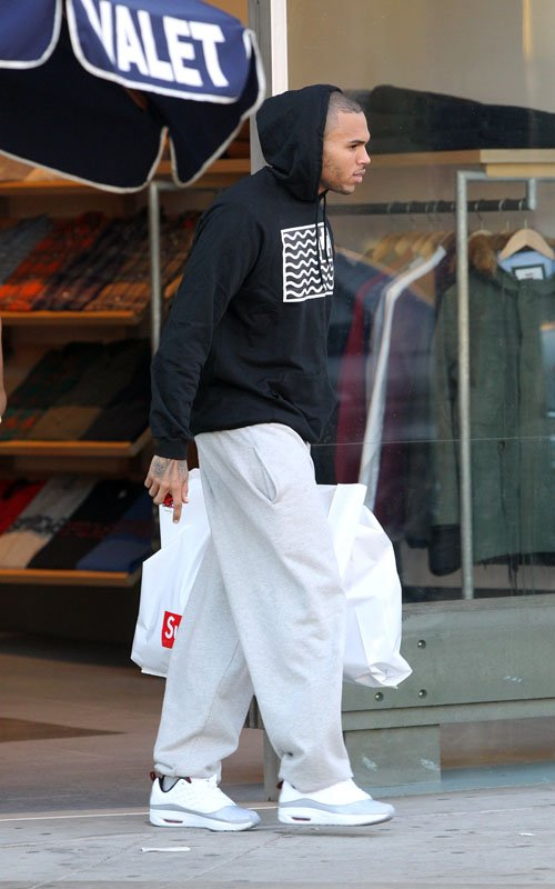 80c1f631d9b9 ... new zealand chris brown in the jordan cmft viz air 13 white grey 562f7  699a4