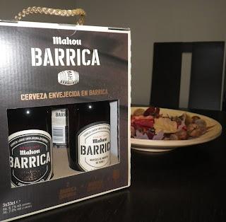 Pack Mahou Barrica