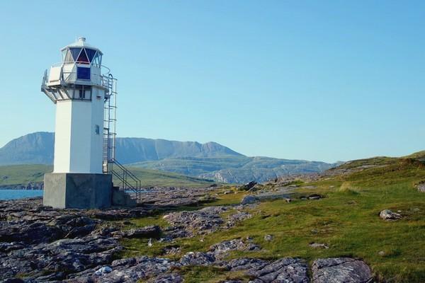 écosse north coast 500 road trip rando rhue lighthouse phare ullapool