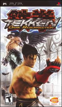 Tekken Dark Resurrection (PSP) [Español - ISO] [MEGA]