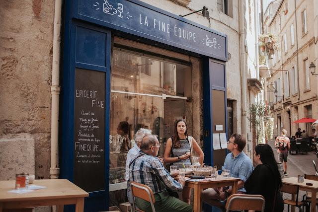 Visite guidée Montpellier insolite degustation