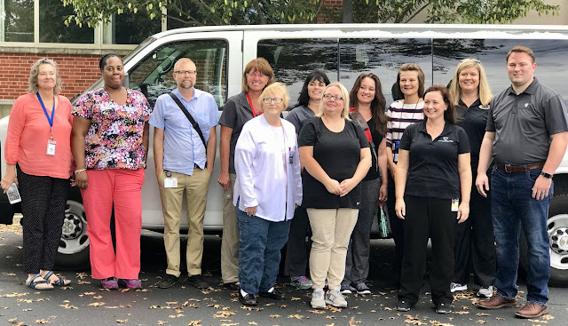 Kentucky public-health nurses in N.C. helping deal with Florence