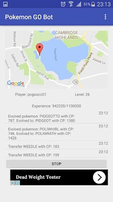 Go Simulator Apk Download (Android Bot Pokemon GO)