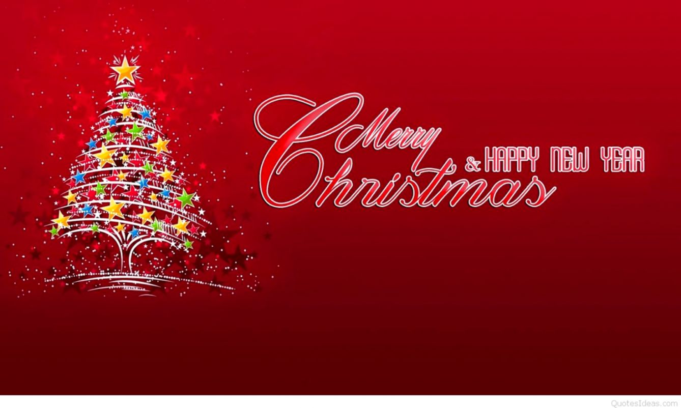 best merry christmas happy new year wallpaper 2016