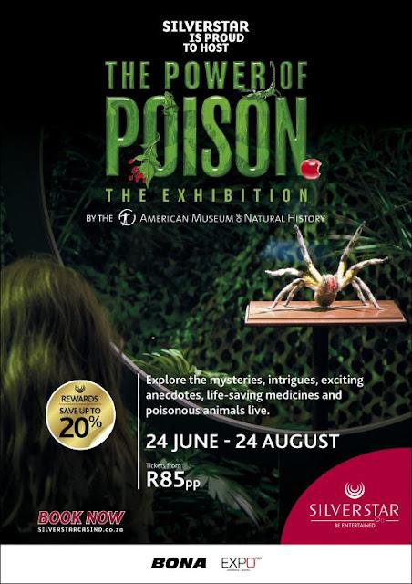 Poison #June @SilverstarZA @TsogoSun #thelifesway #photoyatra