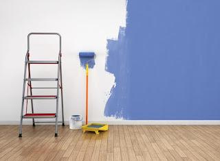 Saiba o que tem de fazer para preparar um local na sua casa para pintar.