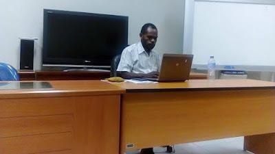 Mahasiswa Papua di Bandung Menggelar Diskusi tentang Dampak Politik Pemilukada Serentak