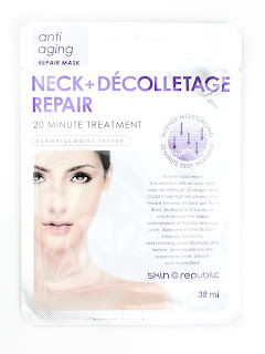 Skin Republic Neck + Décolletage Repair 20 Minute Treatment review