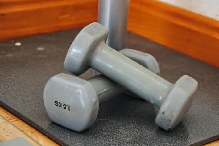 material para hacer ejercicio en casa