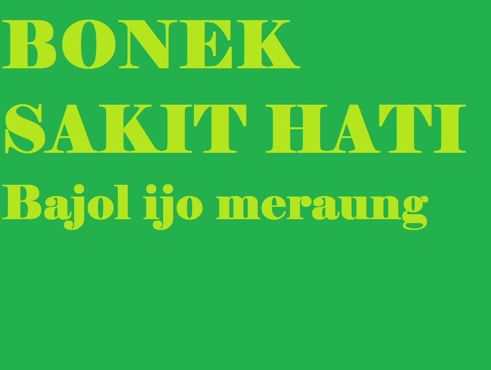 =: Gambar Logo Bonek