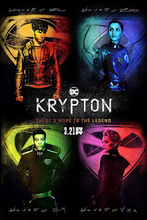 Krypton (2018) English Season 1 Complete Web Series WEBRip 720p