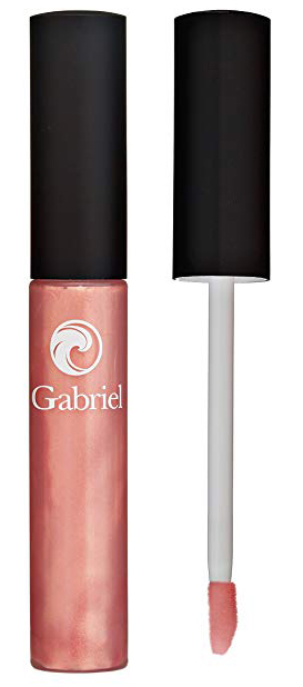 Gabriel cosmetics lip gloss in ambrosia make a great stocking stuffer for her