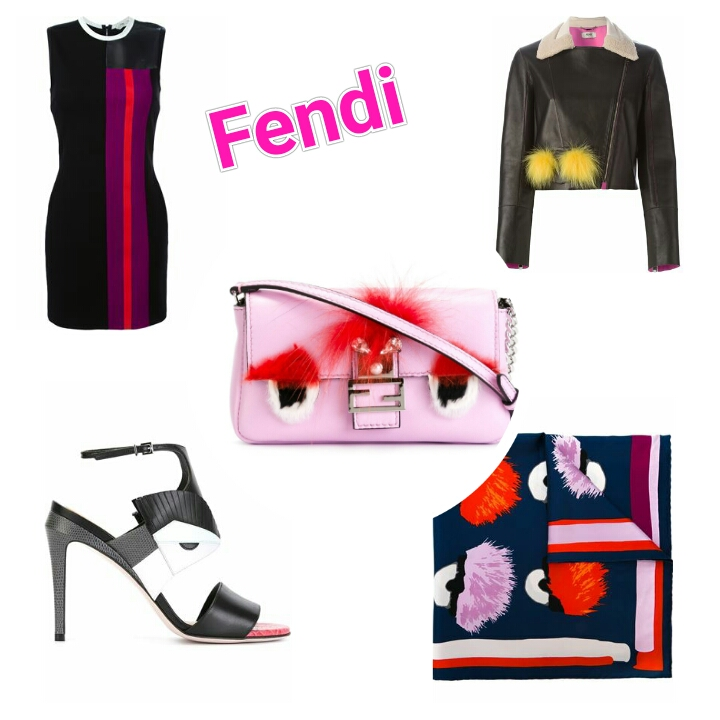 0d735178e961 My sweet valentine  Ready for a Monstrous Halloween with Fendi!
