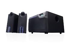 Speaker Bluetooth Simbadda CST 9980 N Bukan Speaker 2.1 Biasa
