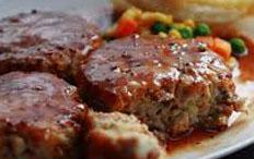 Resep praktis (mudah) steak tempe spesial (istimewa) enak, gurih, lezat