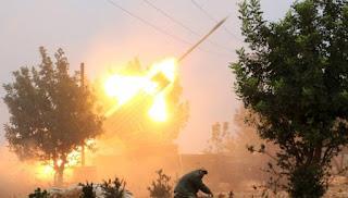 Allahu Akbar! Pejuang Suriah Rebut 3 Bukit dari Pasukan Rezim Syiah Assad di Jabal Akrad
