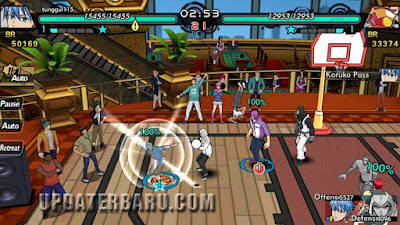 Game StreetBall Hero Mod Apk Data Android