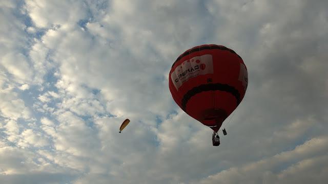 balão foto fotografia natureza radical esporte céu