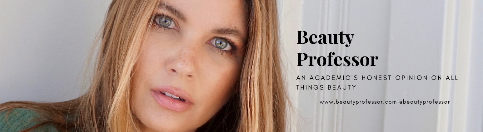 833de52f669 Beauty Professor: Filming in Paradise...My Current Fall Makeup (and  Skincare!) Routine Video Tutorial